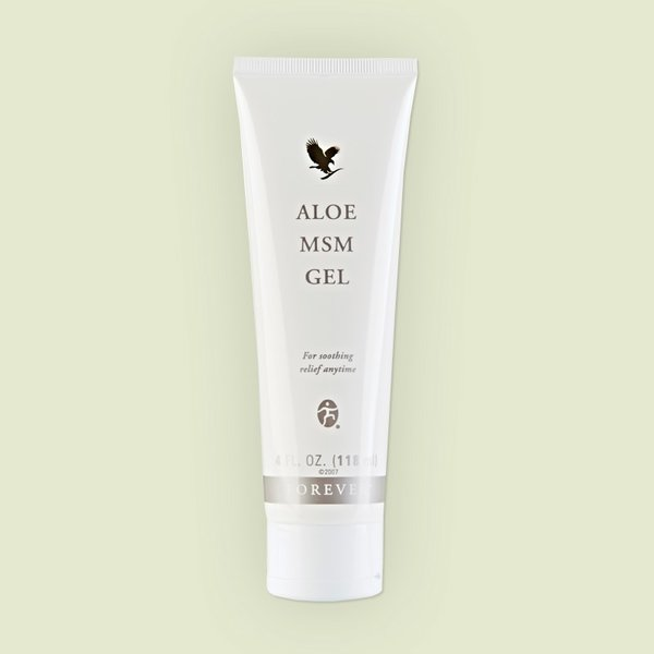 Aloe MSM Gel 118ml